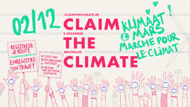 Claim the Climate 2018