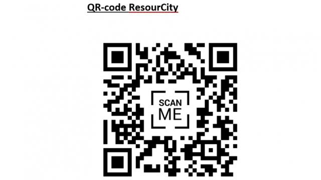 ResourCity een interactieve app van VITO