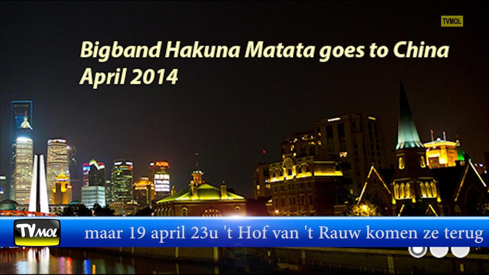 Bigband Hakuna Matata 2