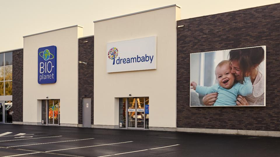 Bio-planet, DreamLand en dreambaby openen nieuwe winkel