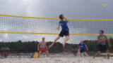 Beachvolleybal Zilvermeer