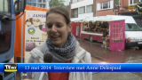 Interview met Anne Delespaul