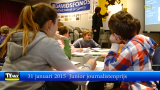 Junior journalistenprijs 2015