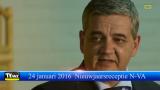Nieuwjaarsreceptie N-VA Balen-Olmen met minister Steven Vandeput