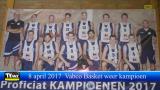 Vabco Basket weer kampioen