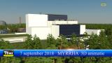 MYRRHA 3D animatie