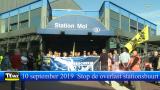 Stop de overlast aan het station van Mol