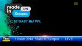 Made in Kempen LIVE te gast bij PFL