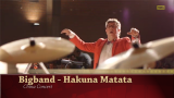 Bigband Hakuna Matata - try-out China Concert