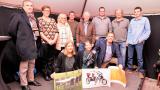 VZW Den Trekhaak schenkt 17.000 euro aan goede doelen.