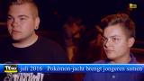 Pokémon-jacht brengt jongeren samen